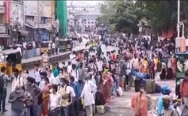 Passenger Trains Begin In Secunderabad Railway Station - Sakshi