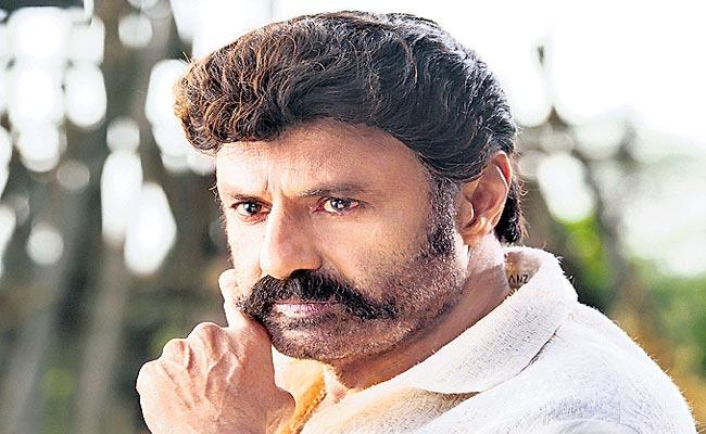 BB3 First Look Released For Balakrishna Fans - Sakshi