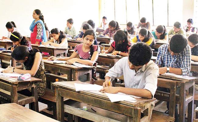Andhra Pradesh: SSC Exams Will be Conducted as per Schedule: Adimulapu Suresh - Sakshi