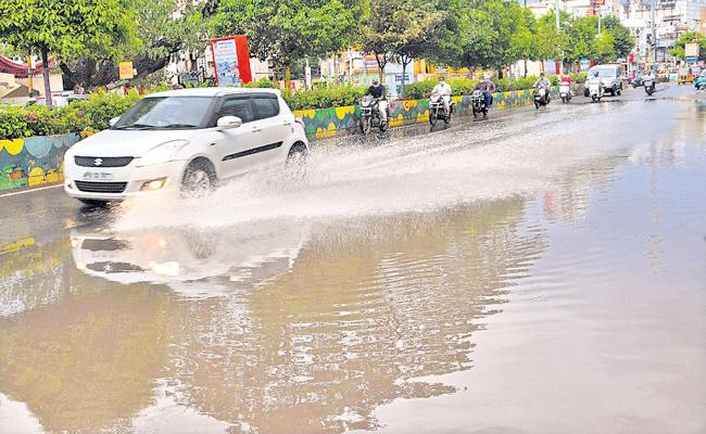 Heavy Rainfall In Andhra Pradesh From June 10th - Sakshi
