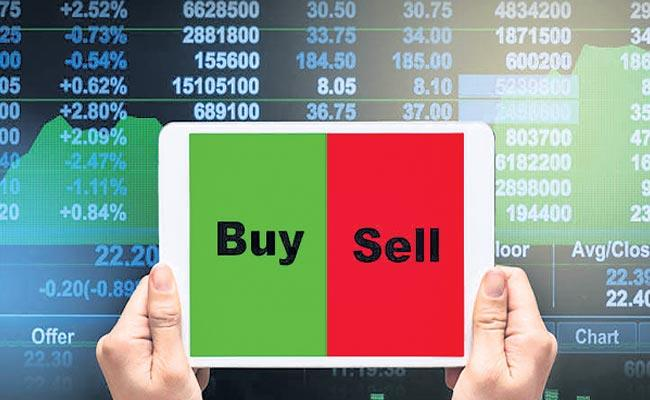 Stock Market Closed With A Profit With GDP Growing - Sakshi