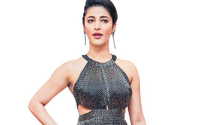 14 Million Followers For Shruti Haasan in social Media - Sakshi