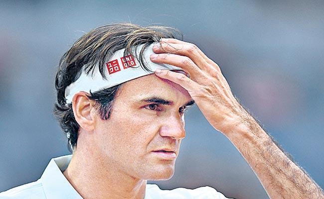 Roger Federer Will Not Play Until Next Year - Sakshi