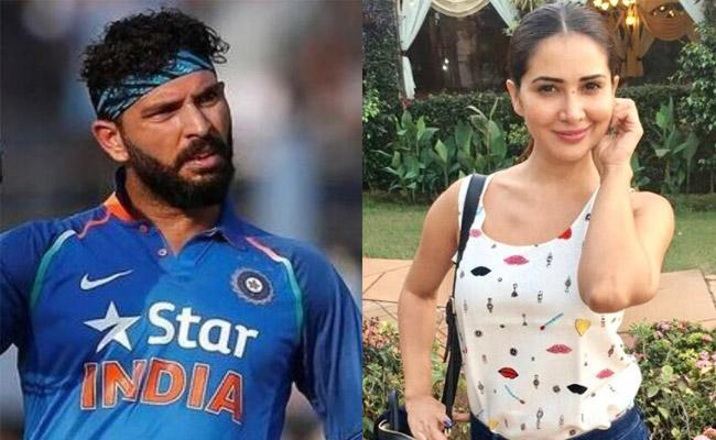 Yuvraj Singh Post Of Thanking His Fans Reacted By Kim Sharma - Sakshi