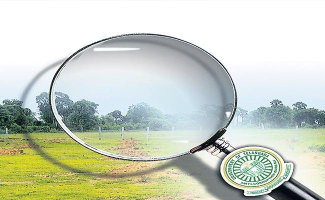 ACB Focused On All District Tahsildar Work - Sakshi