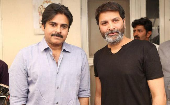 Pawan Wants Trivikram To Finalise A Script for Their New Movie - Sakshi