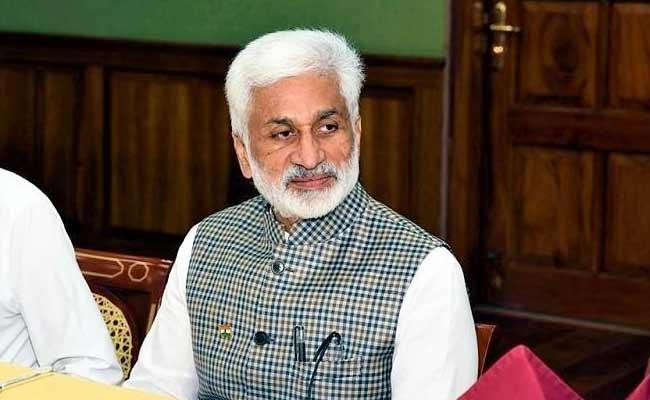 YSRCP MP Vijaya Sai Reddy Tweet On Rammohan Naidu - Sakshi