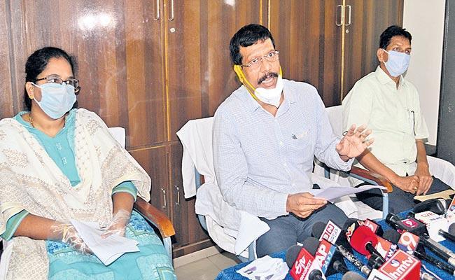ACB JD Ravi Kumar Speaks About Details Of Atchannaidu ESI Scam - Sakshi
