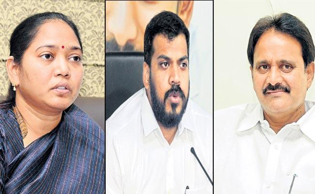 YSRCP Leaders Speaks About Atchannaidu ESI Medical Scam - Sakshi