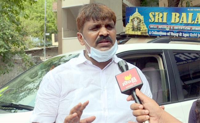 GHMC Mayor Bonthu Rammohan Tests Negative For Coronavirus - Sakshi