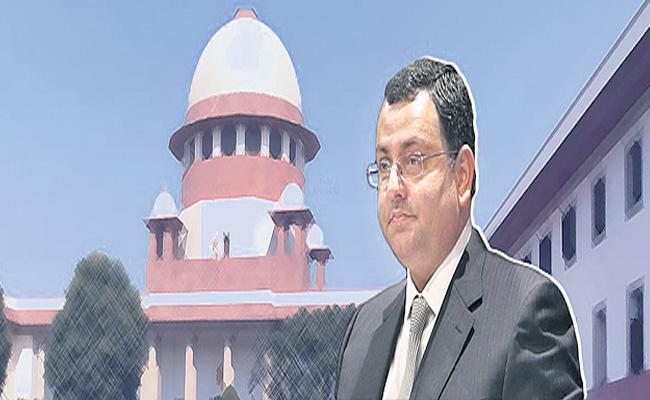 Cyrus Mistry questions Tata Group performance - Sakshi