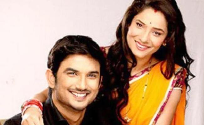 Sushanth SIngh Rajput No More: ANkita Lokhnade Reacts - Sakshi