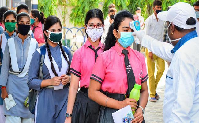 Parents Demand Scrapping Of ICSE, CBSE Examinations - Sakshi