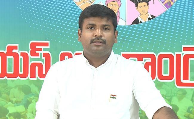YSRCP MLA Gudivada Amarnath Reddy Fires On TDP leader Chandrababu Naidu - Sakshi