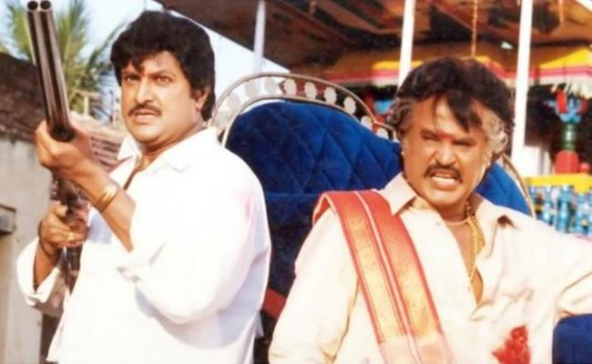 Mohan Babu Celebrates 25 Years Of Pedarayud shares  A Video - Sakshi