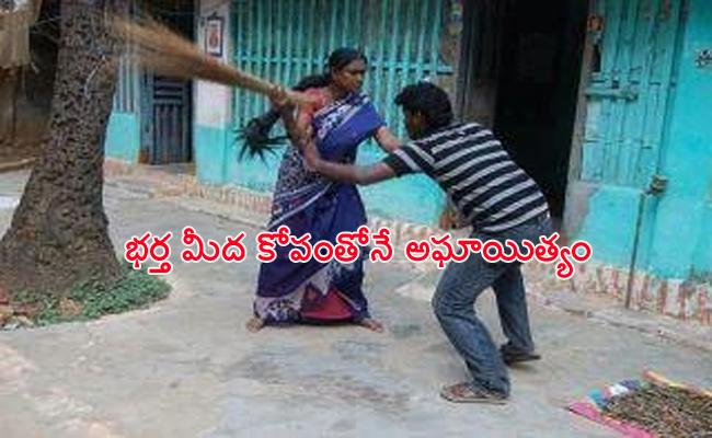 Mother And Children Commits Suicide Attempt in Suryapet - Sakshi