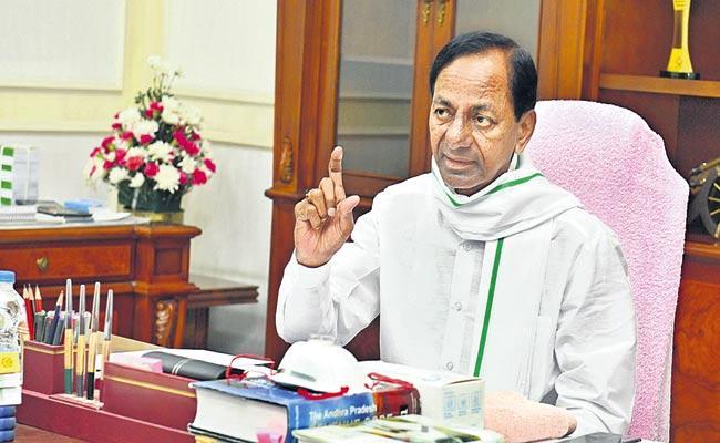 KCR Orders Deposit Rythu Bandhu Amount Into Farmers Account 10 Days - Sakshi
