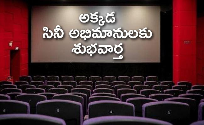 Movie theaters in Los Angeles and New York City Hope to Reopen - Sakshi
