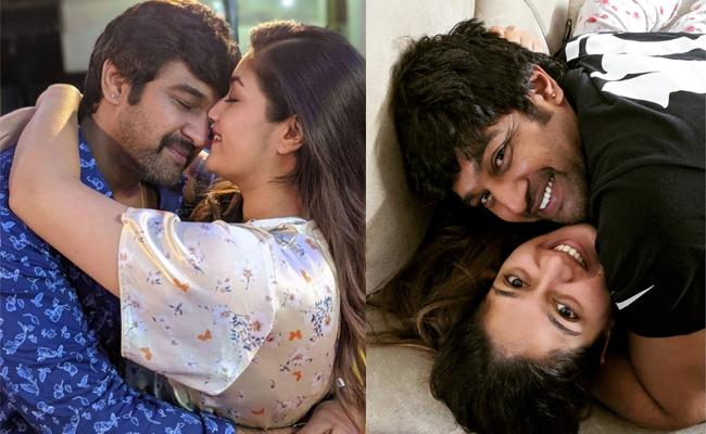 Chiranjeevi Sarja Wife Meghana Raj Shares Emotional Post - Sakshi
