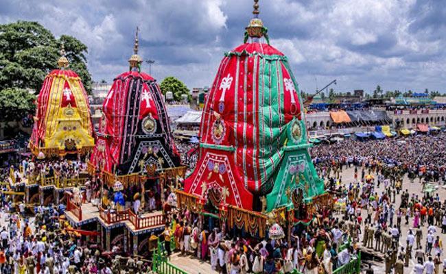 Supreme Court Stay On Puri Jagannath Radh Yathra - Sakshi