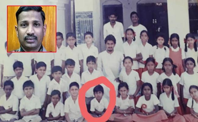 Colonel Santosh Babu School Studies in Luxettipet mancherial - Sakshi