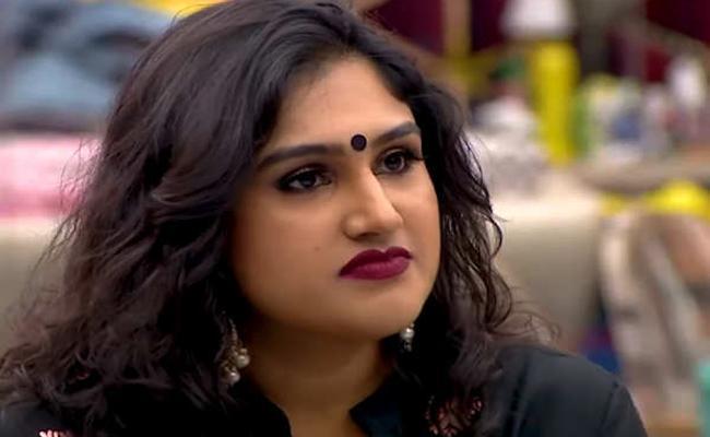 Actress Vanitha Vijay Kumar Ready For Marriage Again - Sakshi