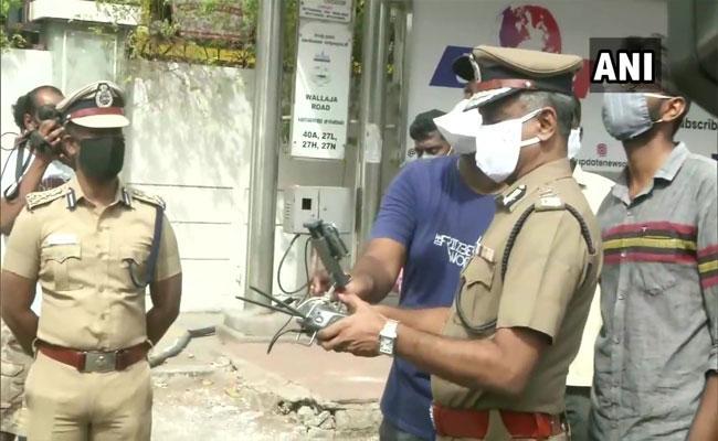 Chennai Under 12 Day Lockdown From Friday - Sakshi