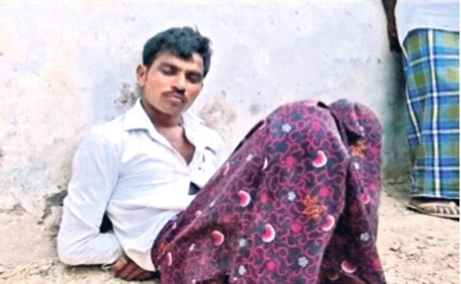 Father Assassinated Six Months Baby in Prakasam - Sakshi