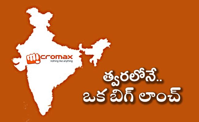 Indian smartphone company Micromax set to launch 3 smartphones - Sakshi