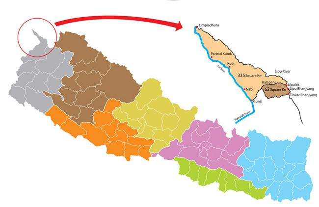 Nepal passes amendment on new map - Sakshi
