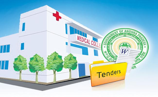 Tenders for new medical colleges in August - Sakshi