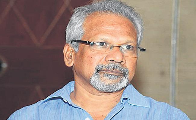 COVID-19: Director Mani Ratnam says actors cuts their salary - Sakshi