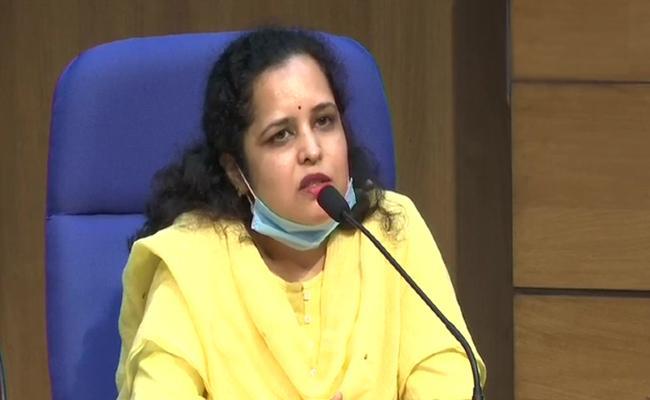 ICMR Nivedita Gupta On Corona Testing Capacity - Sakshi