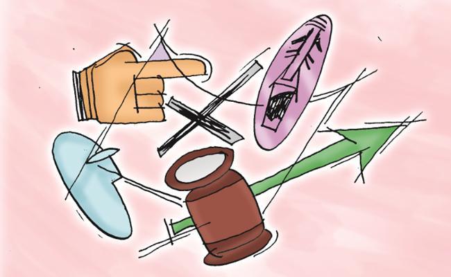 ABK Prasad Article On How Politics Influences The Legal System - Sakshi