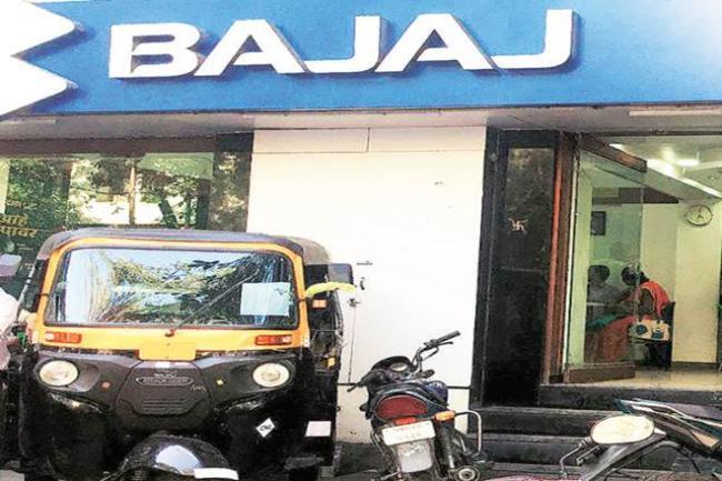 Bajaj Auto total sales plunge 70 pc in May  - Sakshi