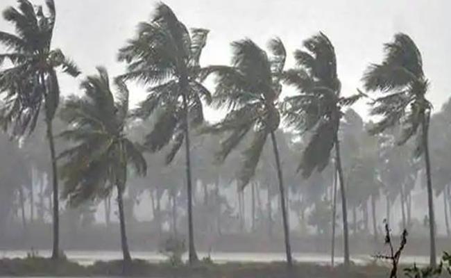 Cyclone Nisarga High Alert In Maharashtra Gujarat Goa - Sakshi