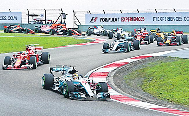 British Government approves to formula one - Sakshi