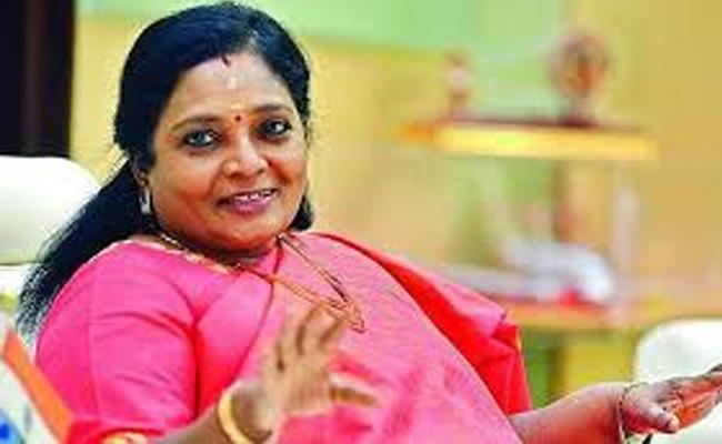 Governor Tamilisai Soundararajan Greets People On Telangana Formation Day - Sakshi