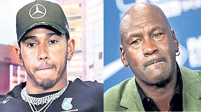 Lewis Hamilton slams F1 stars for staying silent on Floyd death - Sakshi
