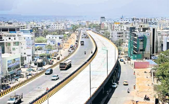 Greater Hyderabad Devolopment in Six Years TRS Government - Sakshi