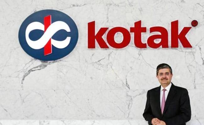 Kotak Mahindra Bank surges 8percent after block deal - Sakshi