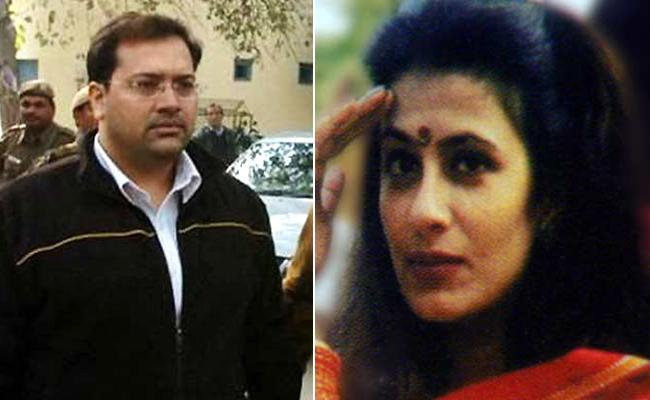Manu Sharma Convict Of Jessica Lal Assassination Released From Tihar Jail - Sakshi