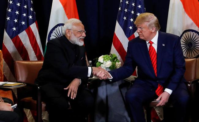 Donald Trump Extended An Invitation To Narendra Modi to Attend The Next G7 Summit - Sakshi