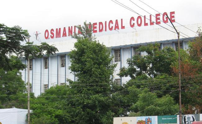 Corona: 12 Osmania Students Test Positive - Sakshi