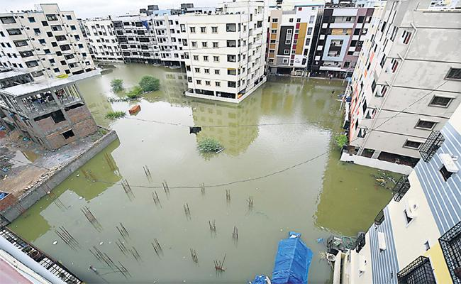GHMC Mansoon Action Plan on Hyderabad Heavy Rains - Sakshi