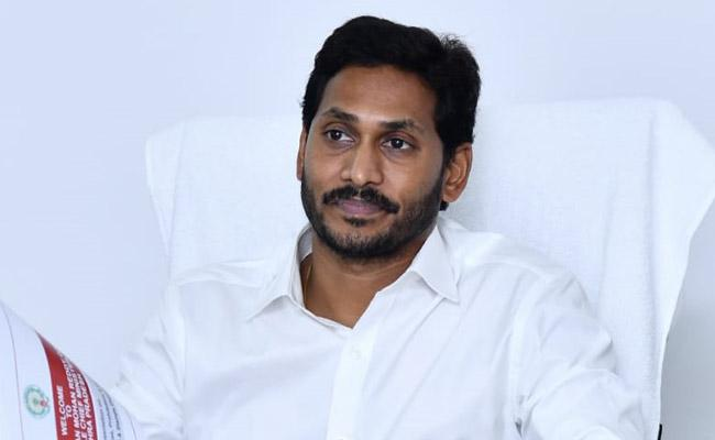 CM Ys Jagan cuts short Delhi visit - Sakshi