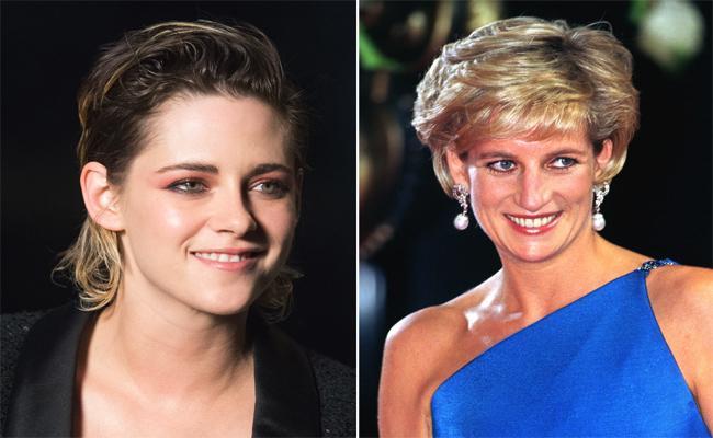 Kristen Stewart Acting in Princess diana Biopic Movie - Sakshi