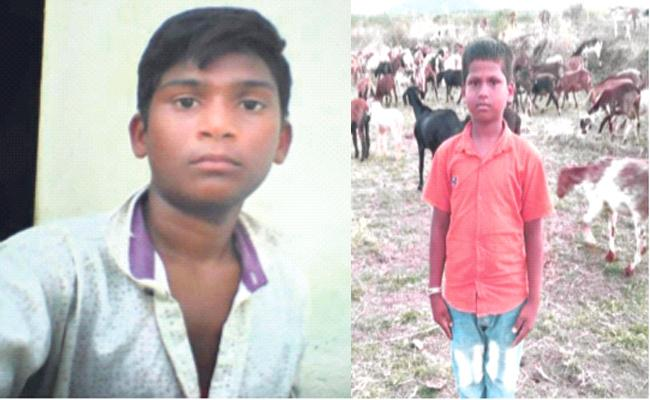 Brother Deceased in Well While Drinking Water Adilabad - Sakshi