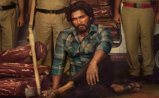 Allu Arjun And Sukumar Pushpa Telugu Movie Latest Update - Sakshi