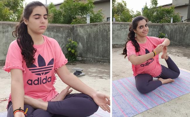 Yoga Can Help For Better Health - Sakshi